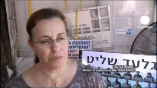 Gilat Şalit 5 yıldır tutuklu