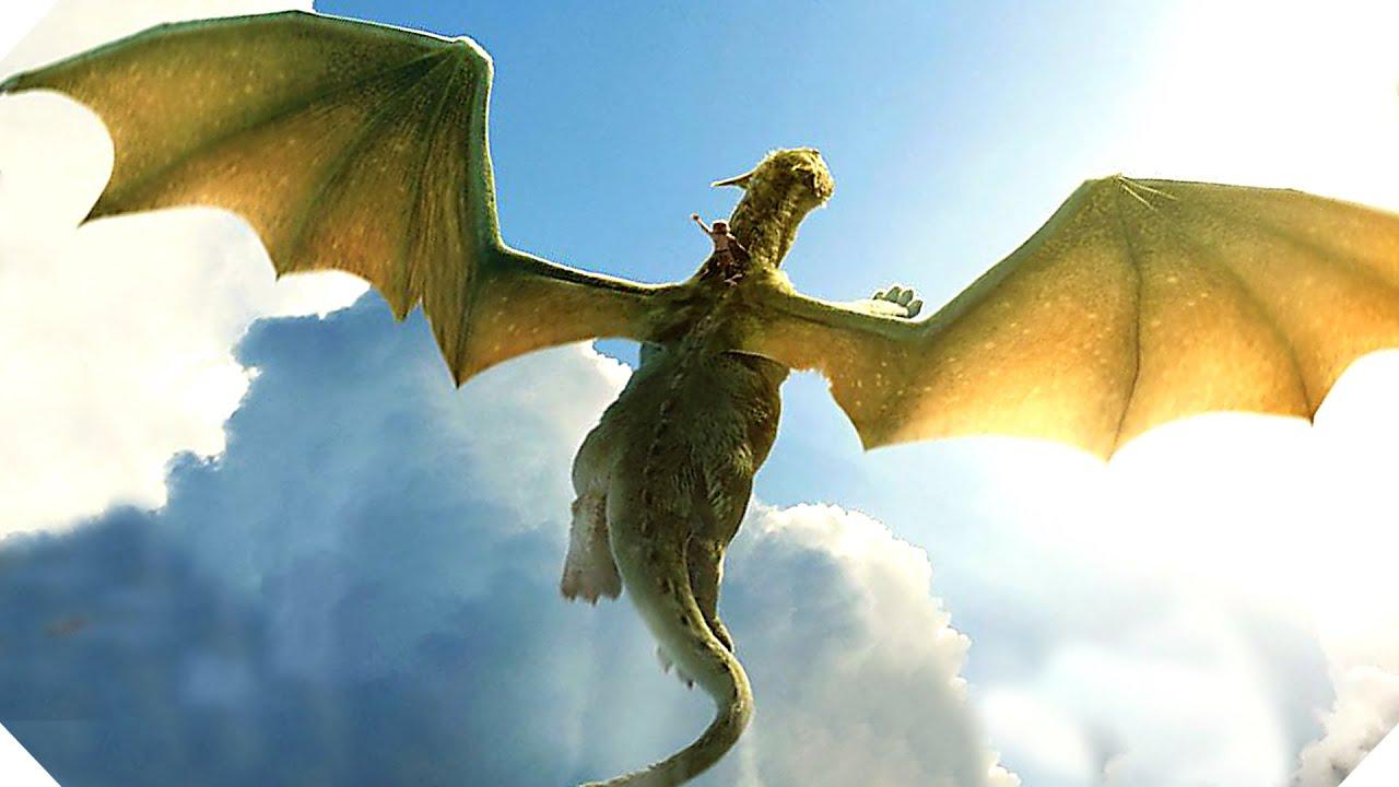 peter et elliott le dragon quotton ami imaginaire