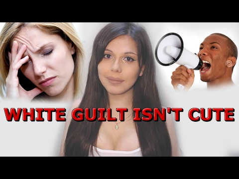 Thumbnail: STOP APOLOGIZING FOR BEING WHITE (Rant)