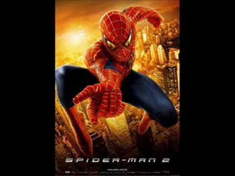 Spider-Man 2 OST The Raindrops Keep Fallin' On My Head