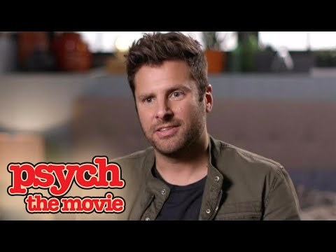 Psych: The Movie  James Roday
