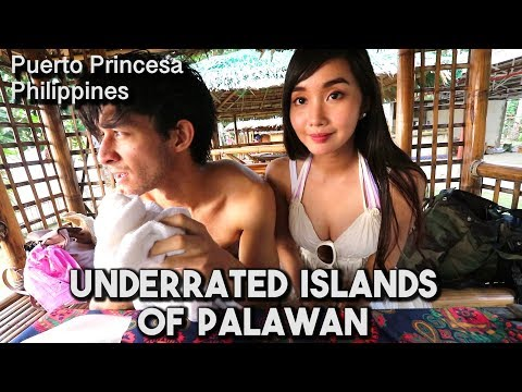 Palawan Island Hopping (Puerto Princesa)