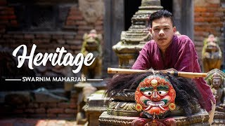 Heritage | Best Bamboo Flute Instrumental by Swarnim Maharjan (Official Music Video)