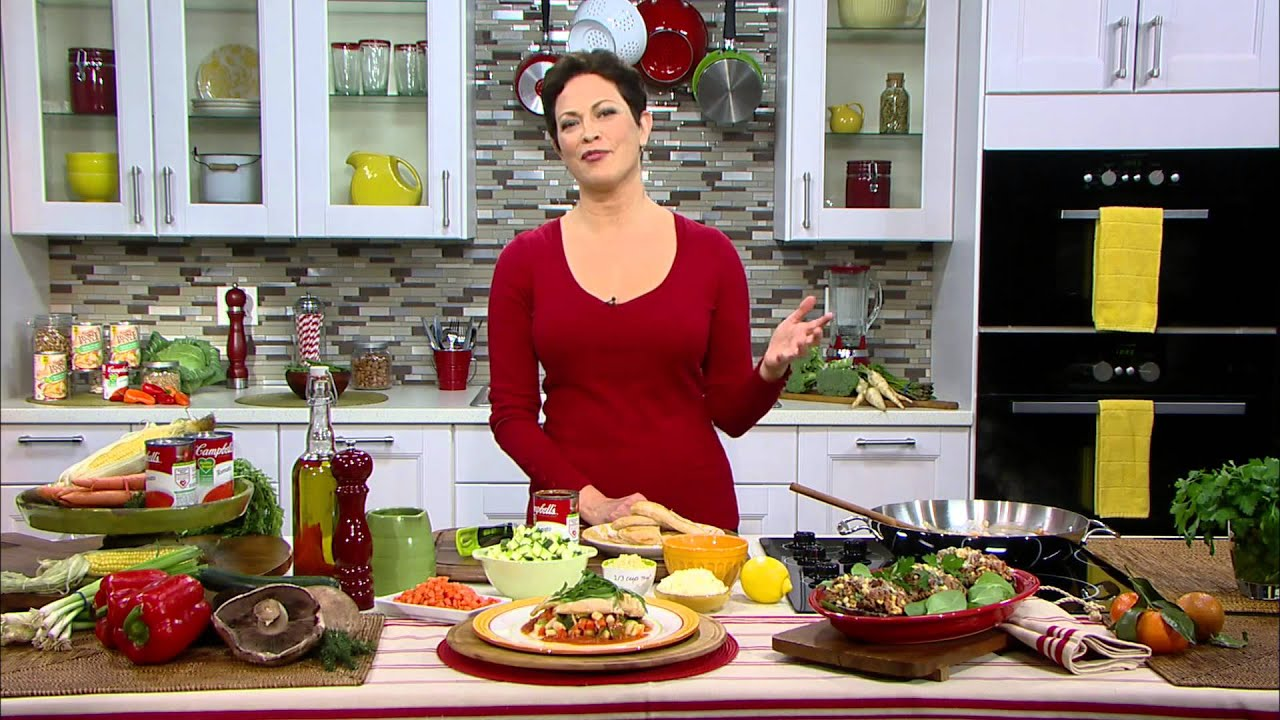 Food network chef ellie krieger on making heart healthy choices food network chef ellie krieger on making heart healthy choices youtube forumfinder Image collections