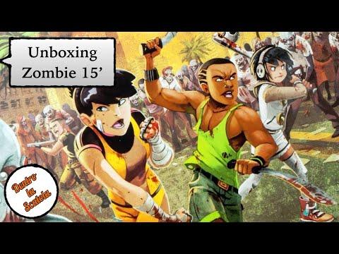 Zombie 15' - unboxing #064