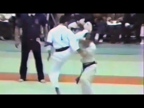 極真会館 1987年第1回京都大会(5/7)3回戦(kyokushin 1987 Kyoto) 滋賀空手