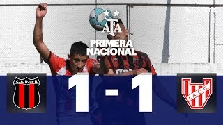 Defensores de Belgrano 1 VS. Instituto 1 | Fecha 7 | Primera Nacional 2019/2020