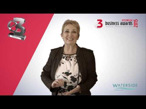 Dr  Pamela Coates of Waterside Dental Care - Finalist 2015; Outstanding Woman in Business
