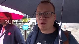 Finland: 'Good will win in the end' - Turku's residents respond to knife attack