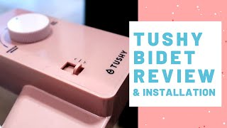 Tushy Bidet Review + Installation Guide: How Well Can Tushy Clean Your Booty?