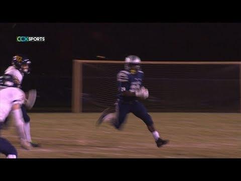 Totino-Grace vs. Champlin Park High School Football