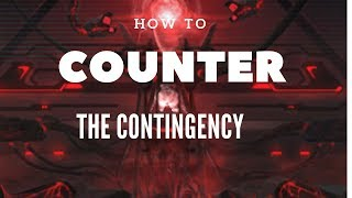 Stellaris - How to beat the Contingency fleets