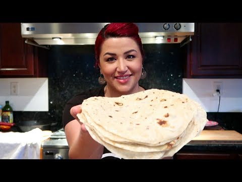 The Best Authentic Mexican Flour Tortillas Recipe | Grandma Recipe | Million Views Recipe