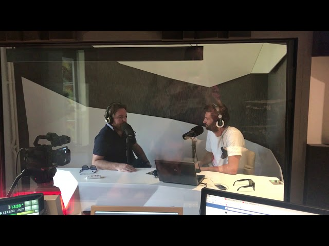 Ilir Dushkaj ne Radio Dukagjini