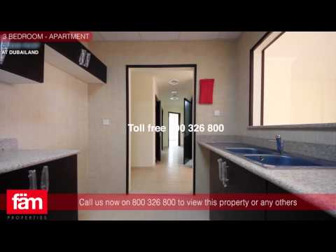 Queue Point(Liwan), Dubai - Apartment 3 Bedroom for sale - Dubailand(by MAZAYA)