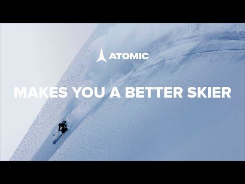 ATOMIC I MAKES YOU A BETTER SKIER