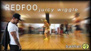 Redfoo - Juicy Wigle // Zumba Battle Choreo by Jose
