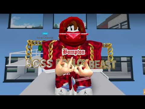 ROBLOX MUSIC VIDEO - GANGNAM STYLE (BLOOD GANG)