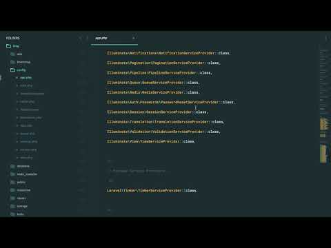 Laravel From Scratch: Part 25 - Service Providers Explained