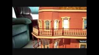 Jessicas Queen Ann Dollhouse Part 1