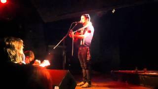 Brendan Kelly - Kiss The Bottle - Bottom Lounge In Chicago 11.26.2010