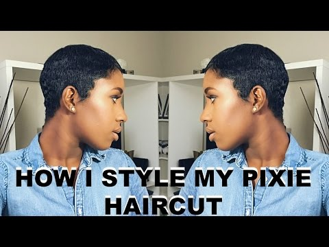 How I Style My Pixie Haircut