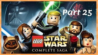 Lego Star Wars: CS - Episode 25 - Decapitating Anthony Daniels