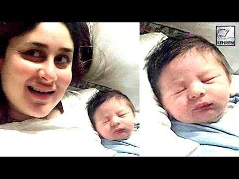 Kareena Kapoor's Baby Taimur Ali Khan's NEW PICTURE Out | LehrenTV