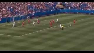 PSG vs Lyon 2-0 Serge Aurier goal | France Super Cup 2015