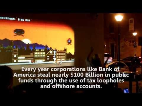 Tax Evaders - Luminous Intervention