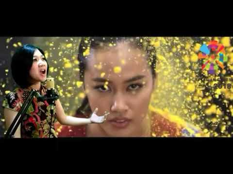 Asia's Who We Are Isyana Sarasvati (Official Theme Song Asian Games 2018) Cover By Trivena Rahmi