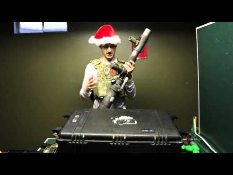 Biggest Airsoft Unboxing $2000 Christmas Unboxing