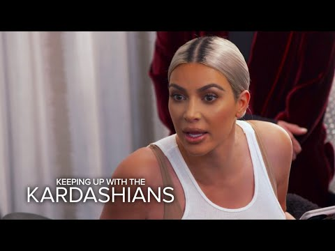 "KUWTK | Kim Kardashian to Kourt: ""You're the Least Interesting to Look At"" 