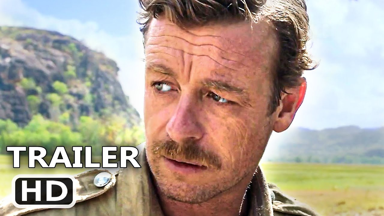 HIGH GROUND Trailer (2020) Simon Baker, Action Movie
