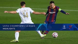 UEFA Champions League | FC Barcelona v Ferencváros TC | Highlights