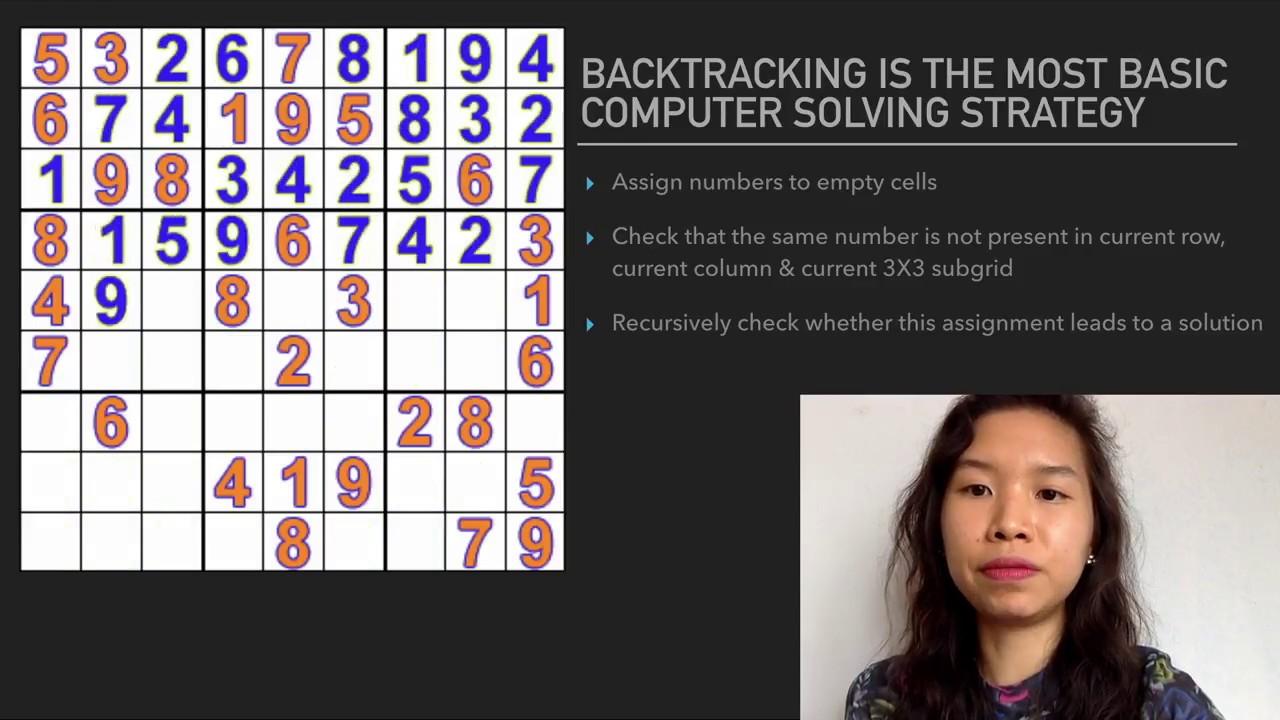 Sudoku Solver 3x3