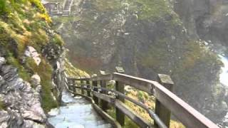 Tintagel Castle- 2011 trip (SGE films)