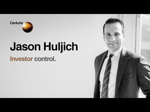 Jason Huljich | Investor Control | Centuria Property Funds