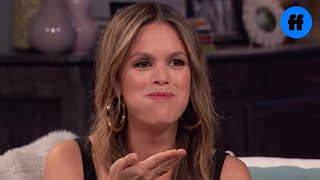 Marshmallow Game with Rachel Bilson | Movie Night with Karlie Kloss | Freeform