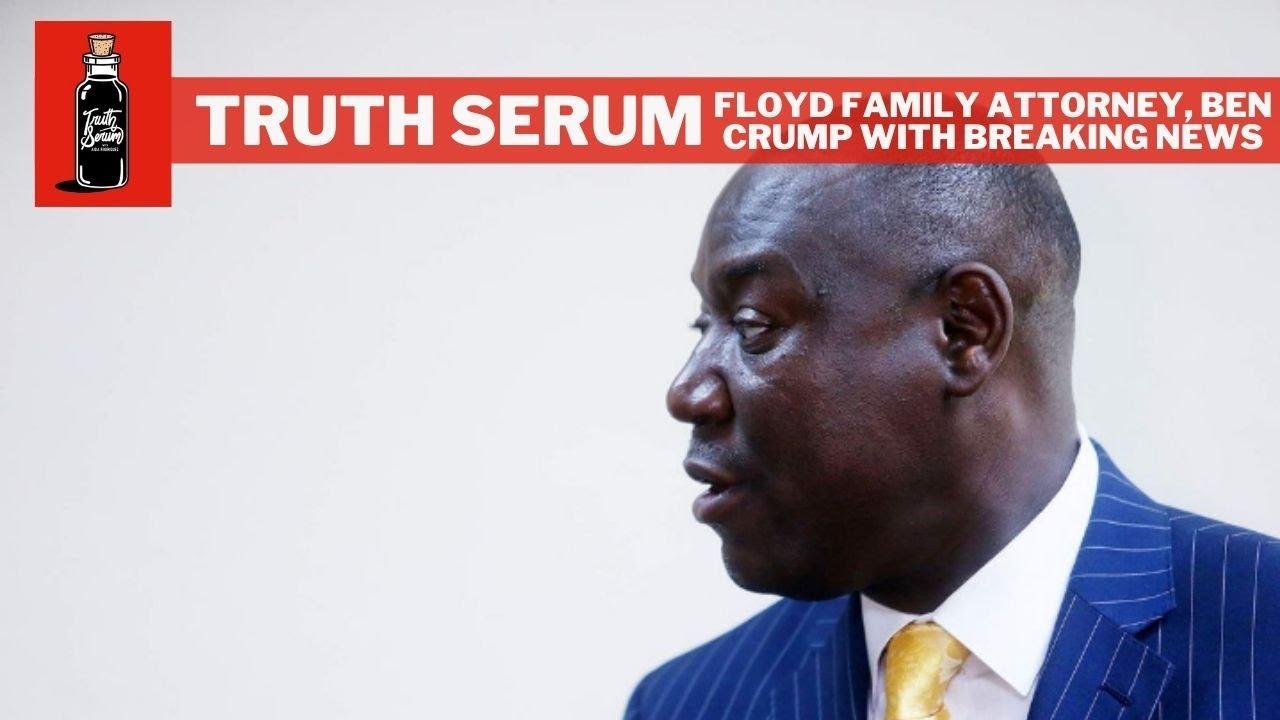 Attorney Benjamin Crump Explains Derek Chauvin Charges