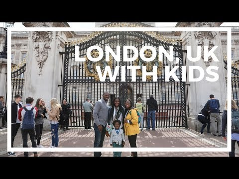 Travel With Kids - London, UK