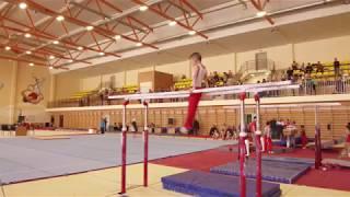 Первенство СПБ по спортивной гимнастике мальчики 2005 года и младше(26-28.04.2018)