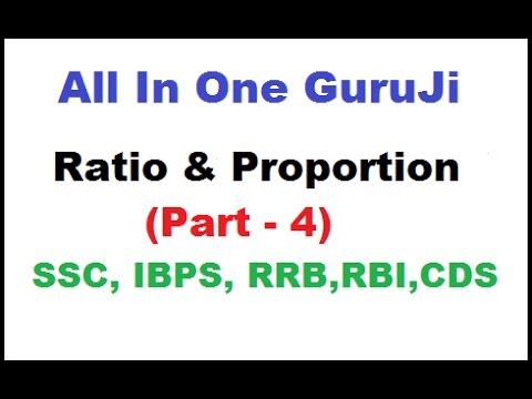 Ratio & Proportion Part - 4 (Tricks By Rakesh Yadav Sir) || SSC CGL || BANK PO ||