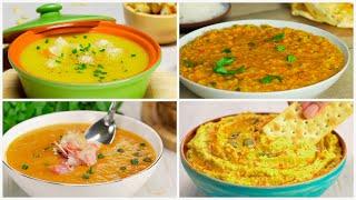Чечевица и горох!  4 вкусных блюда, которые вам захочется повторить. Рецепты от Всегда Вкусно!