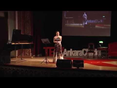 The root & secret code of rock & contemporary music: Janusz Szprot & Meltem Ege at TEDxAnkaraCitadel
