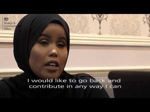 Future for Somalia: Fathia Mahamed