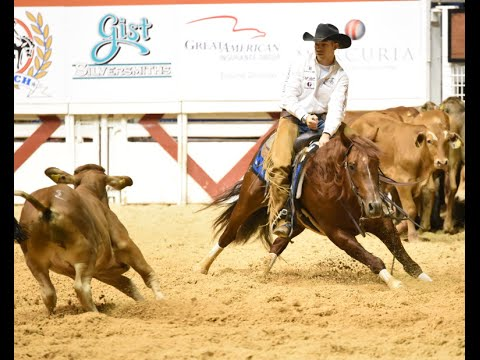 Western Bloodstock / NCHA Open Slot Cutting Horse Finals July 12 / 2015