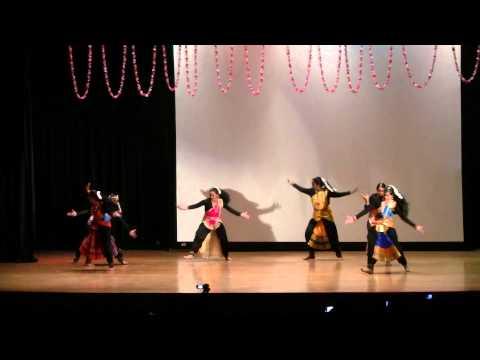 Bharatnatyam ~ Miramar High School ISA