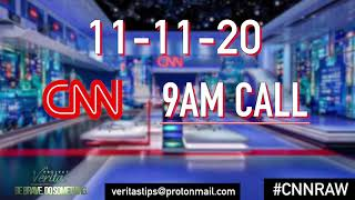 #CNNTAPES RAW 11-11-20