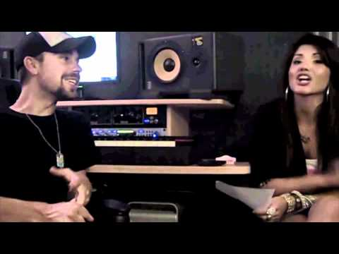 """Natalie Mejia """"All the Way"""" (in the studio with Mario Marchetti)"""